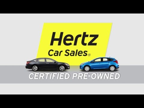 Thumbnail: Hertz Car Sales - Colorado