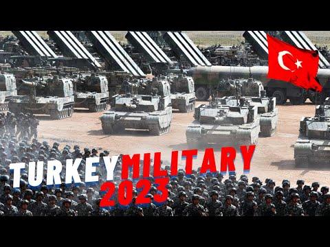 Turkey Military Power 2023