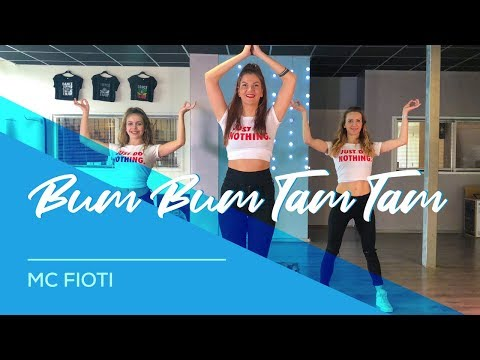 Bum Bum Tam Tam - MC Fioti - Easy Fitness Dance Video - Choreography