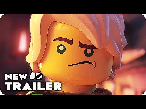 THE LEGO NINJAGO MOVIE Comic Con Teaser Trailer (2017) Animated Movie