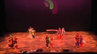 3 - UW Giddha - Desi Dhamaka 2015
