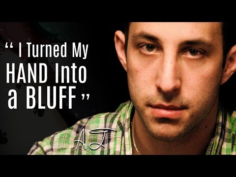 Poker Bluffing Strategy: I Turned My Hand Into a Bluff
