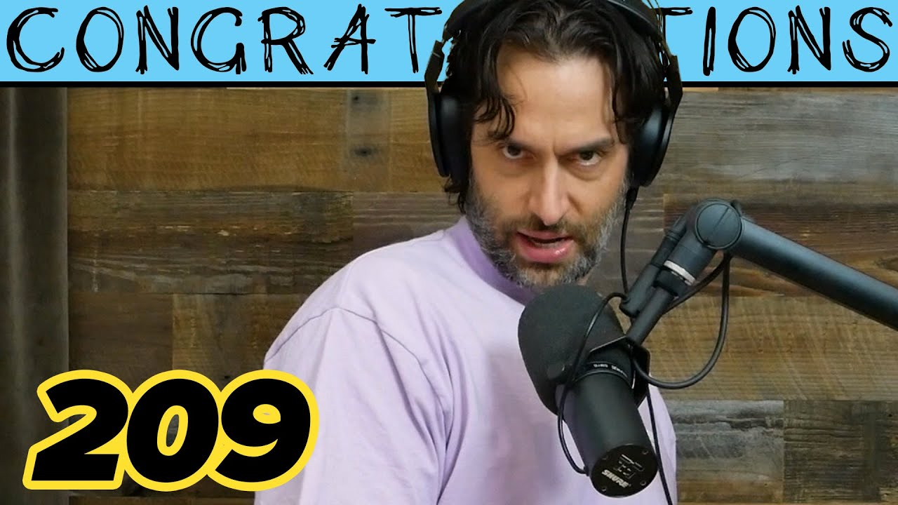 Download Get Cute With It (209)   Congratulations Podcast with Chris D'Elia