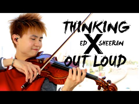 Ed Sheeran - Thinking Out Loud Violin Cover