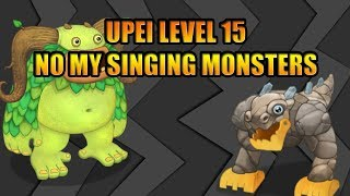 UPEI LEVEL 15! My Singing Monster Ep.17 Ft.PedroGuntly e  Kriton!