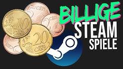 Die billigsten Spiele auf ganz Steam.