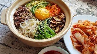 Tự Làm Món Cơm Trộn Hàn Quốc Không Thể Tuyệt Vời Hơn | Góc Bếp Nhỏ