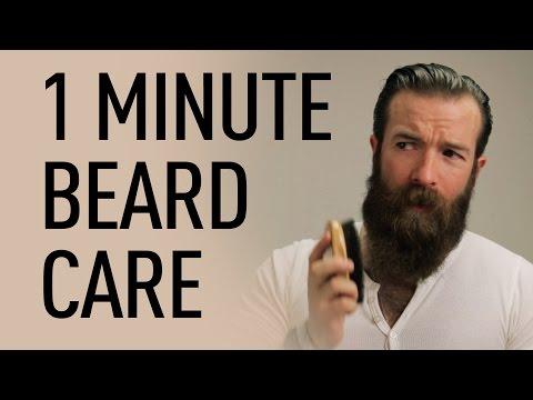 1 Minute Beard