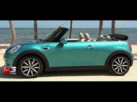 new mini cooper cabrio 2016 first test drive youtube. Black Bedroom Furniture Sets. Home Design Ideas
