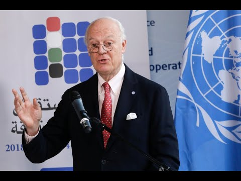 دي ميستورا: مكاسب النظام السوري تبتعد بالبلاد عن السلام  - نشر قبل 14 دقيقة