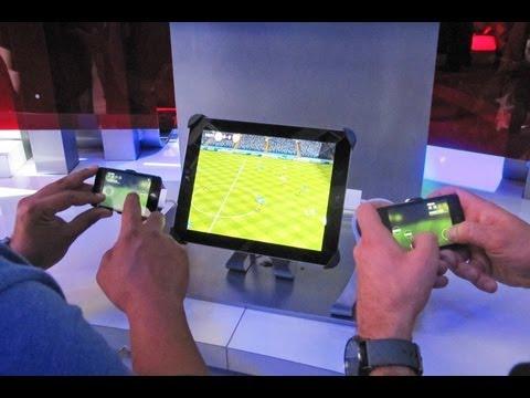 Смартфон в качестве геймпада для планшета или ТВ-приставки на Android