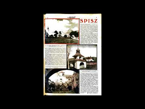 """Stara gazeta """"Na Szerokim Swiecie"""" wydana w Krakowie 30 pazdziernik 1938 r. Nr 44 (529)"""