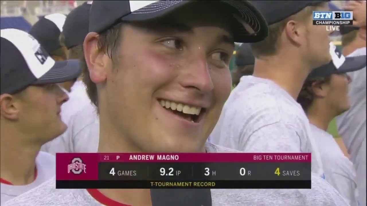 Five Big Ten teams make 2019 NCAA Baseball Tournament « Big