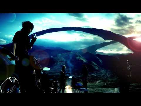 [1HOUR]FINAL FANTASY 15 OFFICIAL Soundtrack- Florence + The Machine - Stand By Me