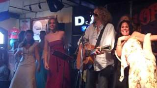 Sloppy Joes- Cunningham-pace Wedding-brown Eyed Girl