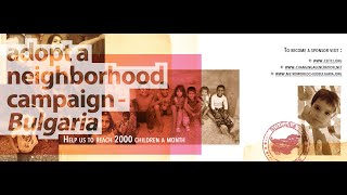 Adopt a Neighborhood Bulgaria Campaign