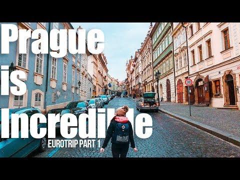 HELLO PRAGUE - First Time in Czech Republic