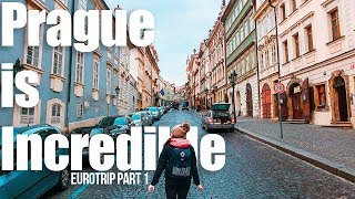 HELLO PRAGUE - First Time in Czech Republic