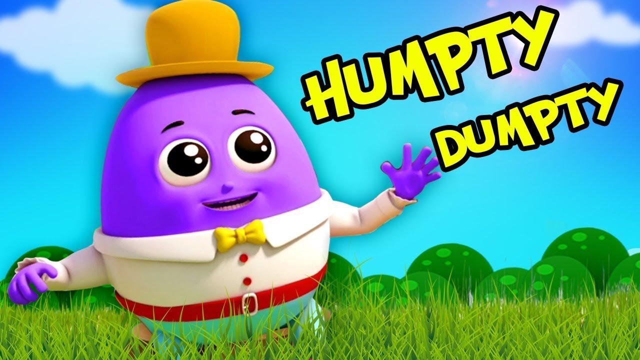 Humpty Dumpty Deutsch
