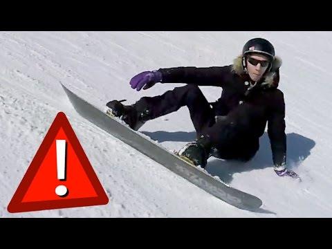 SCHIANTATO CON LO SNOWBOARD! (VLOG ESTREMO!)
