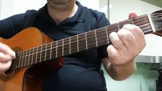 "Violão, Aula 71 - ""Latindo pra Lua"", Jullie."