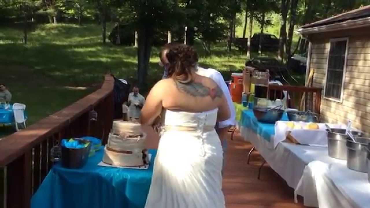 Hughesville- James & Jalina's Outdoor Wedding