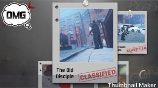 The old Disciple, sniper Honor Blacklist mission #1- Chapter 1 - Rescue