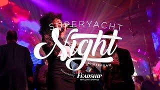 SuperYacht Night Amsterdam 2016