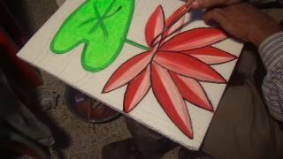 How to Draw a Flower | Water lily | Easy Drawing Lesson for Kids | SS TV