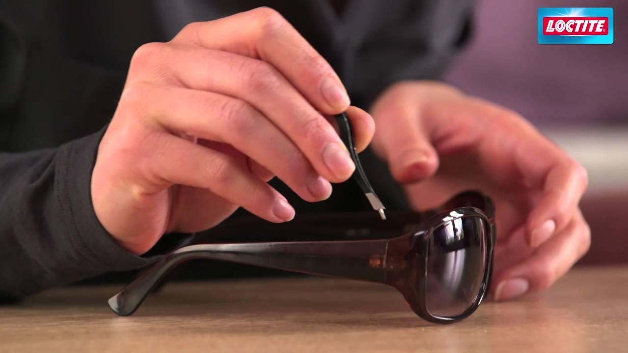 réparation lunettes ray ban