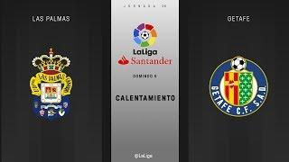Video Gol Pertandingan Las Palmas vs Getafe