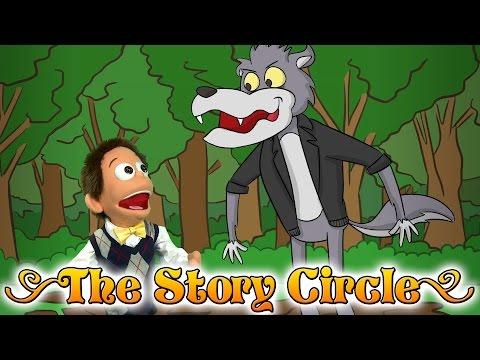 The Boy Who Cried Wolf - w/ GabeBabeTV - Story Circle at Cool School