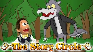 The Boy Who Cried Wolf - w/ GabeBabeTV - Story Circle at Cool School