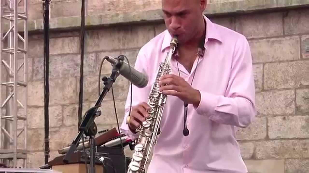Joshua Redman - Full Concert - 08/14/05 - Newport Jazz ...