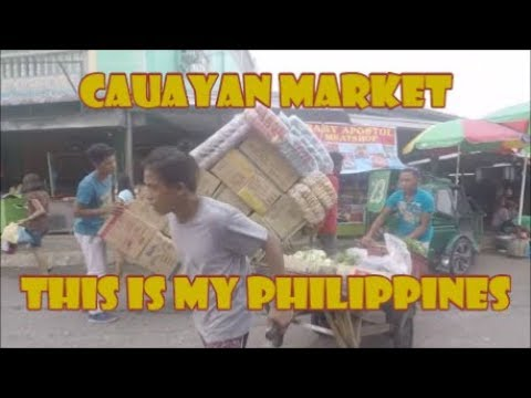 Cauayan Market – This is Our Philippines – Philippine Province Living