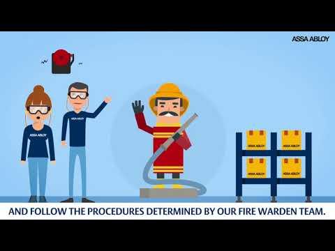 Vídeo em Animação 2D | Segurança do Trabalho