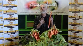 The Produce Beat - Rhubarb