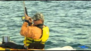 BLA - Ocean Kayak - Fishing in New Zealand