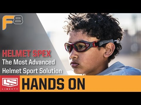 Hands-on With Helmet Spex - How To Wear Goggles With A Helmet