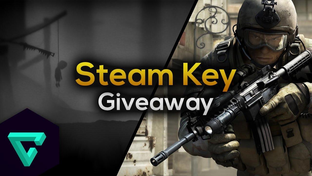 key giveaways steam