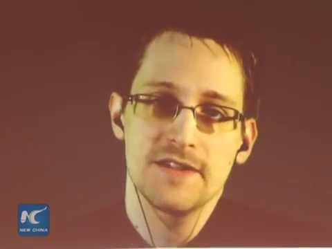 Snowden: U.S. mass surveillance becomes routine