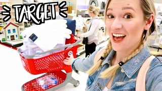 IKEA + TARGET HAUL!! HOME DECOR SHOPPING!!