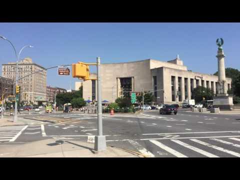 Grand Army Plaza - Brooklyn - 3D Audio BINAURAL