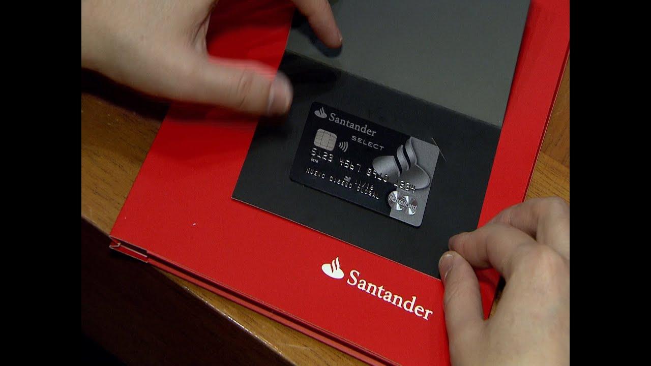 Tarjeta para sacar dinero sin comisiones del banco for Cajeros banco santander para ingresar dinero