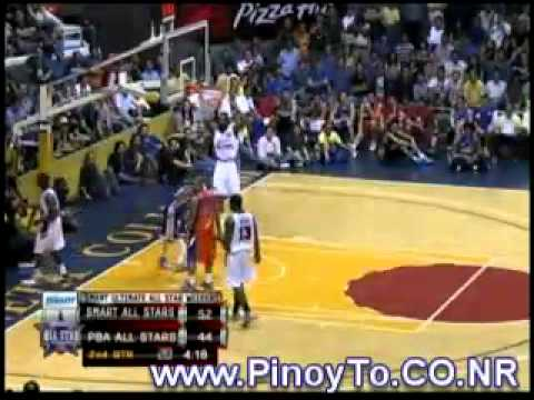 NBA All Stars versus PBA July 23, 2011 at the Smart Araneta Coliseum Part 2 (AKTV on IBC 13)