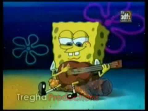 f76a8ea9eac bob esponja cantando estos celos - YouTube
