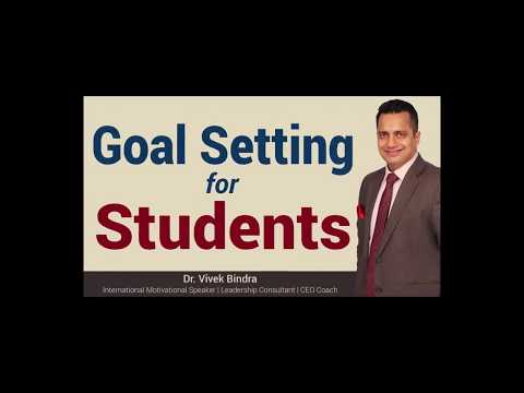 50 Goal Setting for Students   A High Power Motivational Video for Students