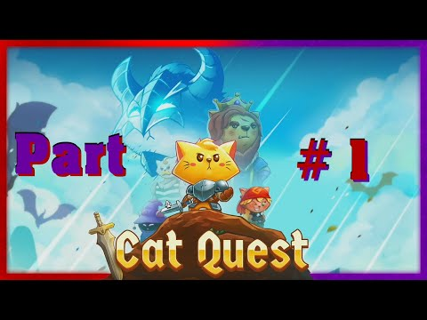 Let's Play Cat Quest #1 - Keep Rolling |