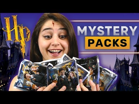 CES BOOSTERS HARRY POTTER SONT INCROYABLES