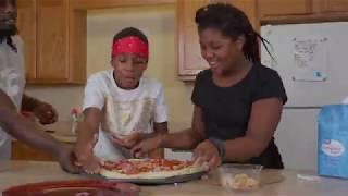 Dani's Diner : Sweet Peanut Pizza (EP. 1) [KIDS COOKING SHOW]